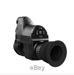 1080P NV007 Hunting Digital Night Vision Optics 800x600 Scope 850nm IR for Rifle