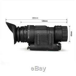 3X200M HD Hunting Night Vision Scope 940nm Tactical Digital Helmet Telescope PV3