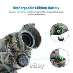 5x40 8GB Infrared Night Vision Digital Monocular Telescope with Photo Video DVR