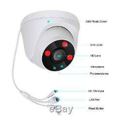 ANRAN 1080P Home Security Camera System Wireless Outdoor HD Audio Dome Night IR