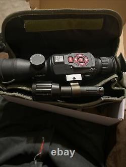 ATN X-sight II Smart HD Digital Night Vision 3-14 Rifle Scope Used maybe 10 time