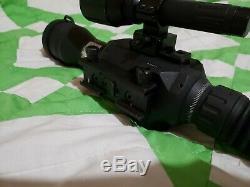ATN X-sight II Smart HD Digital Night Vision 3-14x Rifle Scope