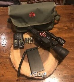 ATN X-sight II Smart HD Digital Night Vision 3-14x Rifle Scope With Battery Pack