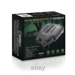 BARSKA Night Vision NVX300 Infrared Illuminator Digital Binoculars