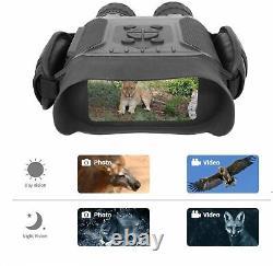 Bestguarder Night Vision Binoculars, 4.5-22.5×40 HD Digital Infrared Hunting