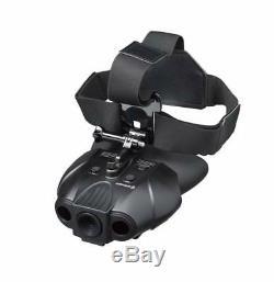 Bresser Digital Nv Binoculars 1X with Headgear