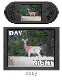 Bresser National Geographic 3x Digital NIGHT VISION Viewer Camera NEW binoculars