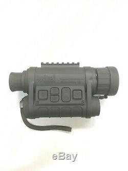 Bushnell Equinox Z 260140 4.5X40MM Digital Night Vision Monocular Lightly Used