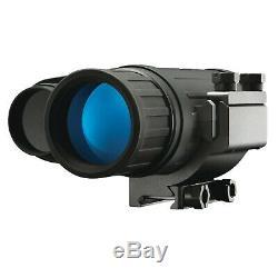 Bushnell Equinox Z Digital Night Vision Monocular 4.5X40mm Tripod Mount Black