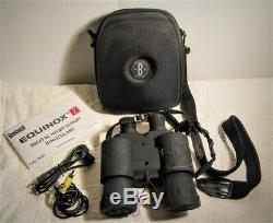 Bushnell Equinox Z Night Vision Binocular 2x40 Zoomable Digital (260500)
