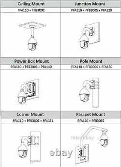 Dahua SD59225U-HNI 2MP Starlight 25x Zoom PTZ Camera IR150m Auto-tracking PoE+