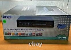 Digimerge FLIR D3332 Super-Res 32 channel DVR LOREX 960H ANALOG 2TB Harddrive