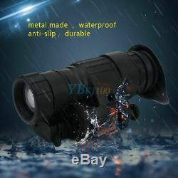 Digital Infrared IR Night Vision Device Helmet HD Telescope Monocular Helmet