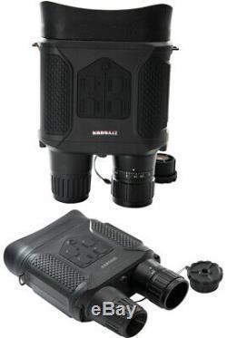 Digital NV400B Infrared HD Night Vision Hunting Binocular Video Camera Scope