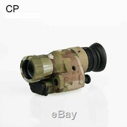 Digital Tactical Infrared Night Vision Scope For Hunting Telescope Monocular
