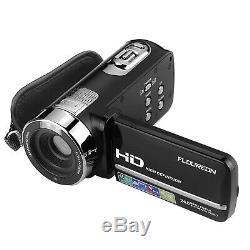 FULL HD 1080P 24MP LCD 16X ZOOM Night Vision Digital Video DV Camera Camcorder U