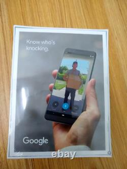 Google Nest Hello Smart Video Doorbell HD Security Camera Night Vision