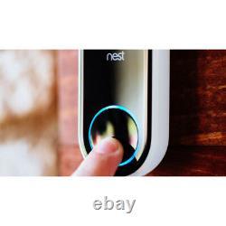 Google Nest Hello Smart Wi-Fi Video Doorbell (NC5100US)