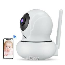 HD 1080P WIFI Security Automatic Tracking Camera IR Night Vision Zoom Camera