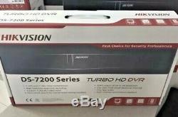 Hikvision 16 CH DVR DS-7216HGHI-F1/N /2TB TVI/ AHD +2 IP HD 1080p