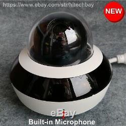 Hikvision DS-2DE2A404IW-DE3/W 4MP PTZ Camera Mic WiFi replace DS-2DE2A404IW-DE3