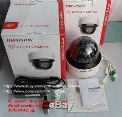 Hikvision Darkfighter 4MP 25x PTZ DS-2DE4A425IW-DE IP Camera PoE+ Smart-tracking