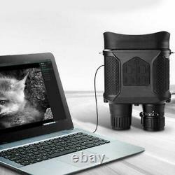 Infrared Binocular Digital Night Vision High Definition NV400-B W7V2