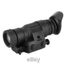Infrared Hunting Night Vision IR Monocular Digital Telescope Hunting Recorder