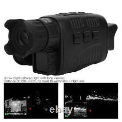 Infrared Night Vision Taking Digital Monocular Telescope 1.5 inch TFT Screen