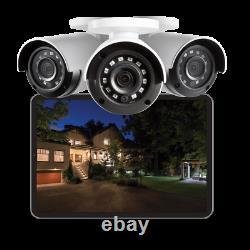LOREX 1080p HD 16-Channel 2TB DVR Security System & 16 x 1080p Outdoor Cameras