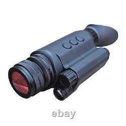 Luna Optics 5x-30x44 Gen-3 Digital Technology Day/Night Vision Monocular