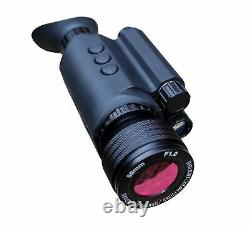Luna Optics Gen 3 Day & Night Vision Monocular, 6-36x50mm, Digital, LN-G3-M50