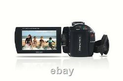 Minolta MN4K20NV 4K Ultra HD 3 Touchscreen Camcorder with Night Vision