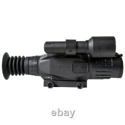NEW Sightmark WRAITH HD 2-16x28 Digital Day & Night vision Rifle Scope SM18021