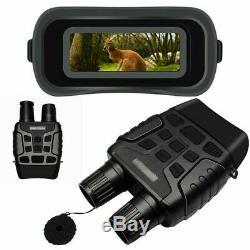 NV3180 720P 24mm Infrared Night Vision Binoculars Digital HD IR Camera