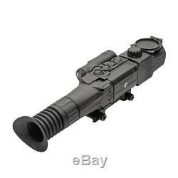 New Pulsar Digisight Ultra N450 Digital Night Vision Riflescope 850nm PL76617