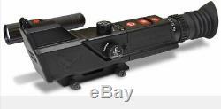 Night Owl NightShot Night Vision Rifle Scope With Accessory IR