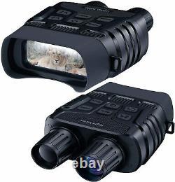 Night Vision Goggles, 984 FT Digital Infrared Night Vision Binoculars Scope