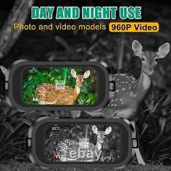 Night Vision Goggles, Digital Infrared Night Vision Binoculars