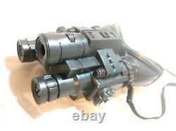 Night Vision Goggles Infrared Binoculars COLOR VIEW Hi Power IR ILLUMINATE USB