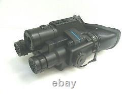 Night Vision Goggles Infrared Binoculars High/Low IR illuminator 4 Color Mode