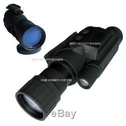 Night Vision Monocular Digital NV Hunting Camera 32GB Security Gen Tracker Trail