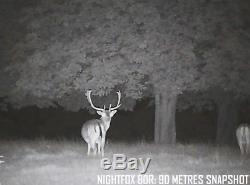 Nightfox 81R Night Vision Monocular Digital Infrared IR 7x30