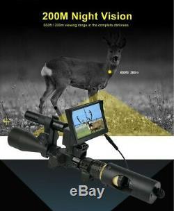 Nightpal 200 MM Digital Night Vision Scope System