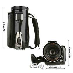 ORDRO AC3 Digital 4K Camera WiFi Professional Infrared Video Camcorder Recorder