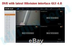 Original Hikvision DS-7208HUHI-K1 8CH HD XVR/DVR 8MPTVI/5MPAHD/4MPCVI H. 265PRO