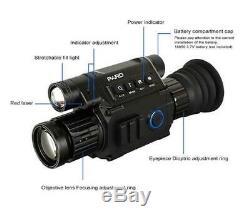 PARD NV008 Digital Night Vision Day Rifle Scope Handheld Spotter 200m NV range