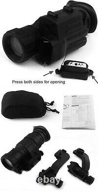 PV-1011 Digital IR Infrared Night Vision NVG Monocular Scope Offers Accepted