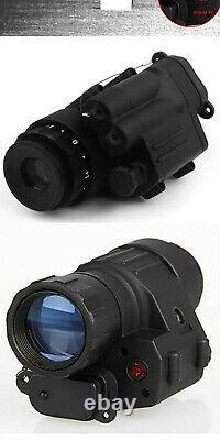 PV-1011 Telescopic Digital IR Infrared Night Vision NVG Monocular Scope
