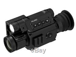 Pard NV008LRF rangefinder Digital Night Vision scope WiFi IOS & Android Apps